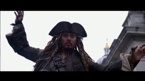 Pirates of the Caribbean On Stranger Tides (2011) - Clip Carriage Chase
