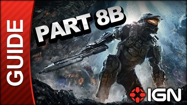 Halo 4 - Legendary Walkthrough - Midnight - Part 8B