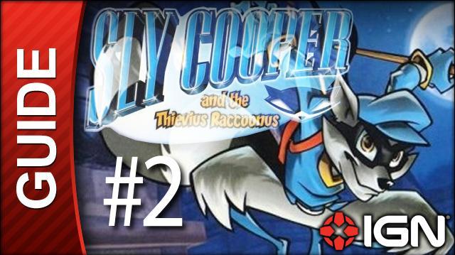 Sly Cooper Thievius Raccoonus Walkthrough - 2 Prologue (Cinematics)