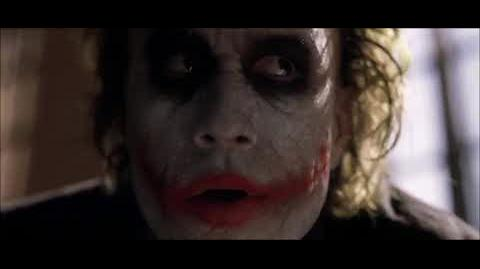 The Dark Knight - Whatever doesn't kill you...