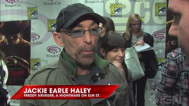 A Nightmare on Elm Street (2010) Movie Interview - WonderCon 10 Video Interview