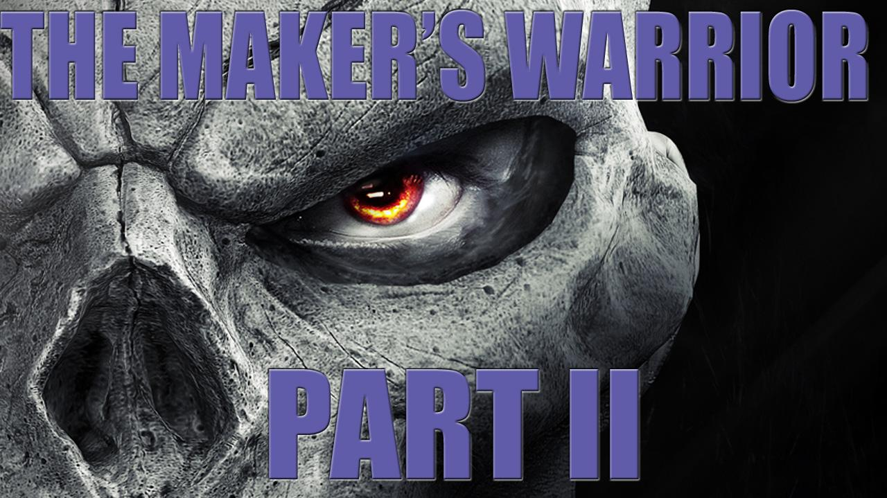Darksiders II - Thane's Side Quests The Maker's Warrior - Part 2