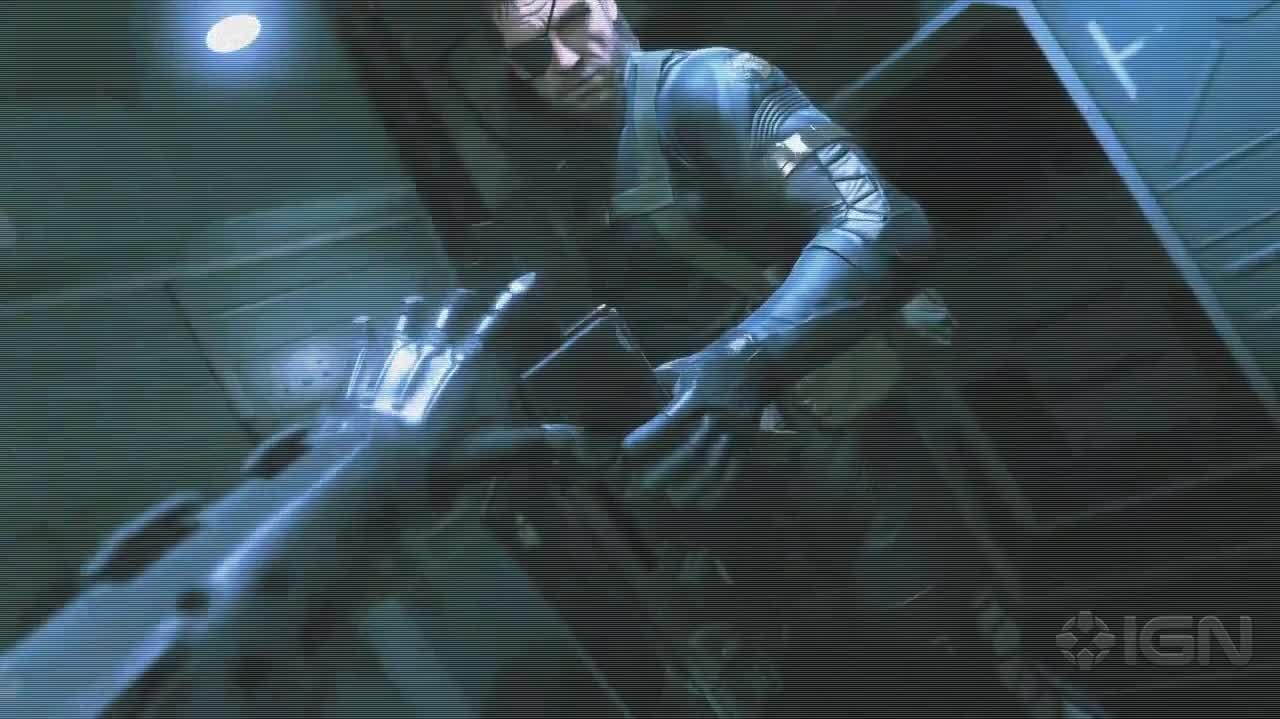 Metal Gear Solid Ground Zeroes Xbox Exclusive 'Jamais Vu' Mission Trailer