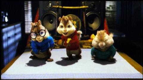 Alvin And The Chipmunks (2007) - Open-ended Trailer