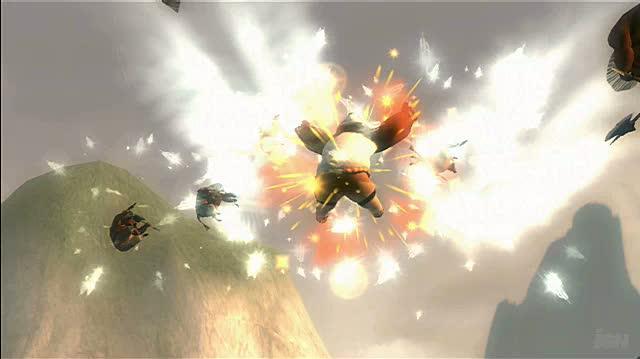 Kung Fu Panda Xbox 360 Gameplay - Rolling
