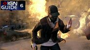 Watch Dogs Walkthrough - Act 1, Mission 06 Thanks for the Tip