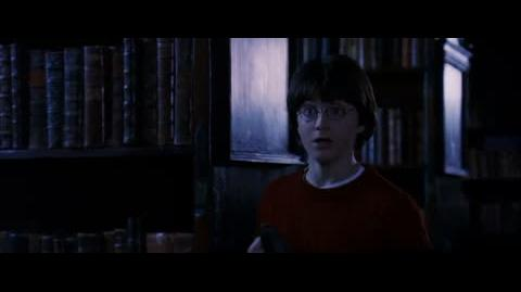 Harry Potter and the Sorcerer's Stone - Hiding from Filch