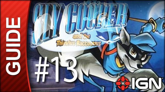 Sly Cooper Thievius Raccoonus Walkthrough - 13 Episode 1 Tide of Terror (Ending Cinematic)