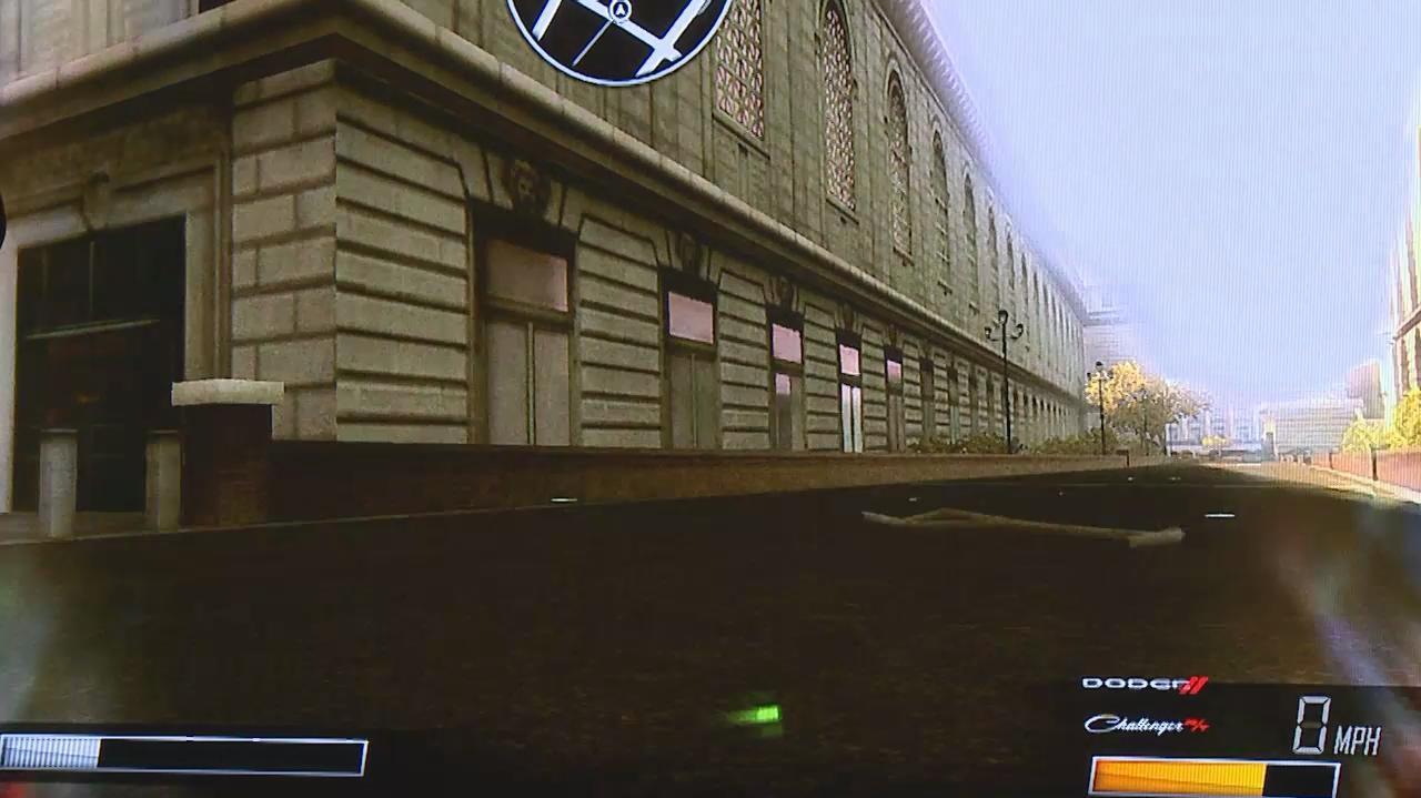 Gamescom Driver SF Lose the Cops ( Off-Screen)