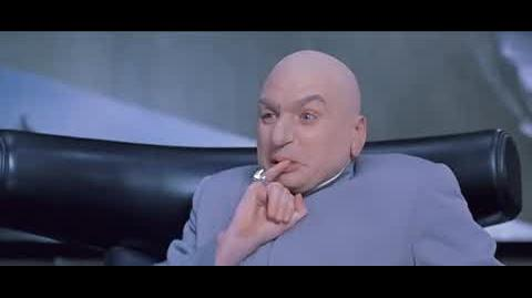 Austin Powers International Man of Mystery - Dr. Evil's redundant plans