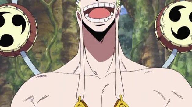 One Piece - Episode 171 - The Roaring Burn Bazooka! Luffy Vs