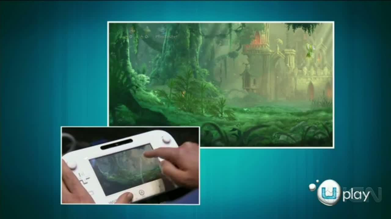 Rayman Legends GamePlay Demo - E3 2012