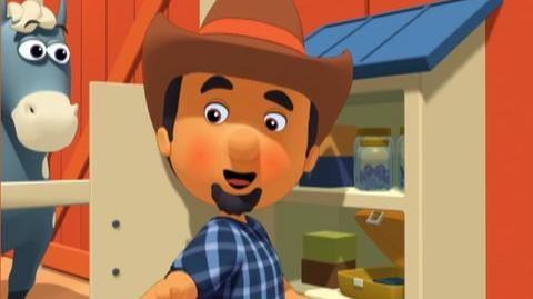 Handy Manny Manny's Motorcycle Adventure (2006) - Clip Handy farmer