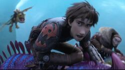 """How to Train Your Dragon 2 - """"Baby Dragons"""" Clip"""
