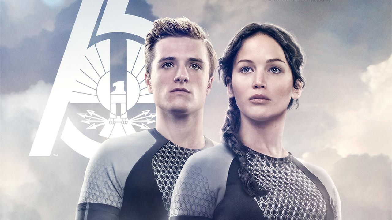 The Hunger Games Catching Fire - Jennifer Lawrence and Josh Hutcherson Interview
