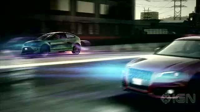 Blur Xbox 360 Trailer - Danica 101