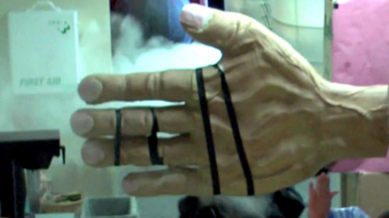 Jackass 3D Movie Clip - High Five