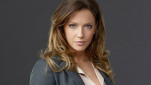 NYCC Arrow - Katie Cassidy