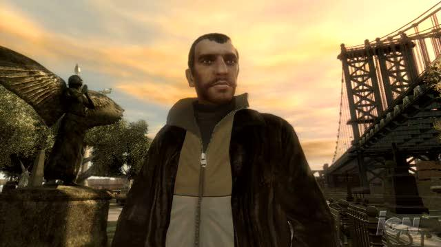 Grand Theft Auto IV PC Games Trailer - First Trailer (Console Trailer)