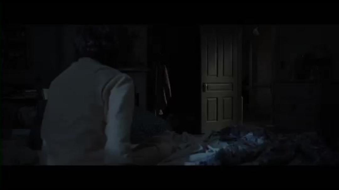 The Conjuring Clip - I'm Trying to Sleep