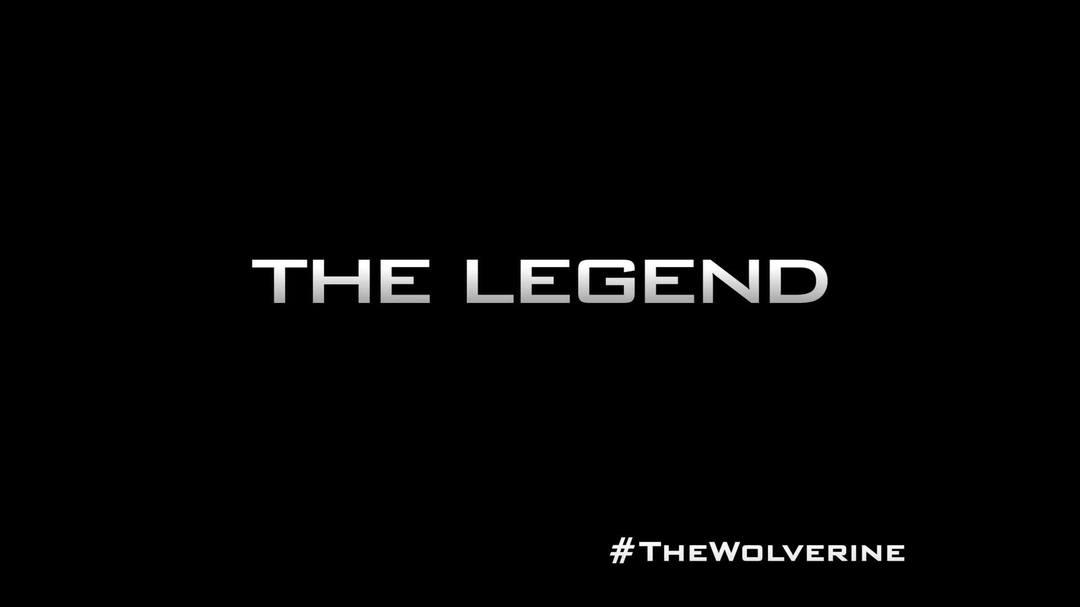 The Wolverine TV Spot - Legend