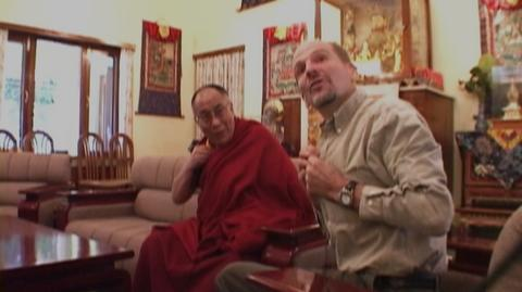 10 Questions for the Dalai Lama (2006) - Open-ended Trailer