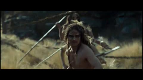 10,000 BC - Mannak hunt