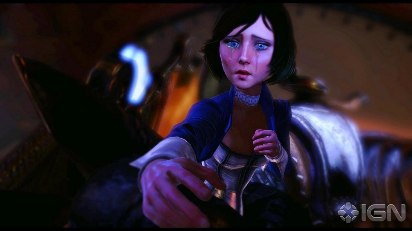 BioShock Infinite Behind Booker and Elizabeth Part 1