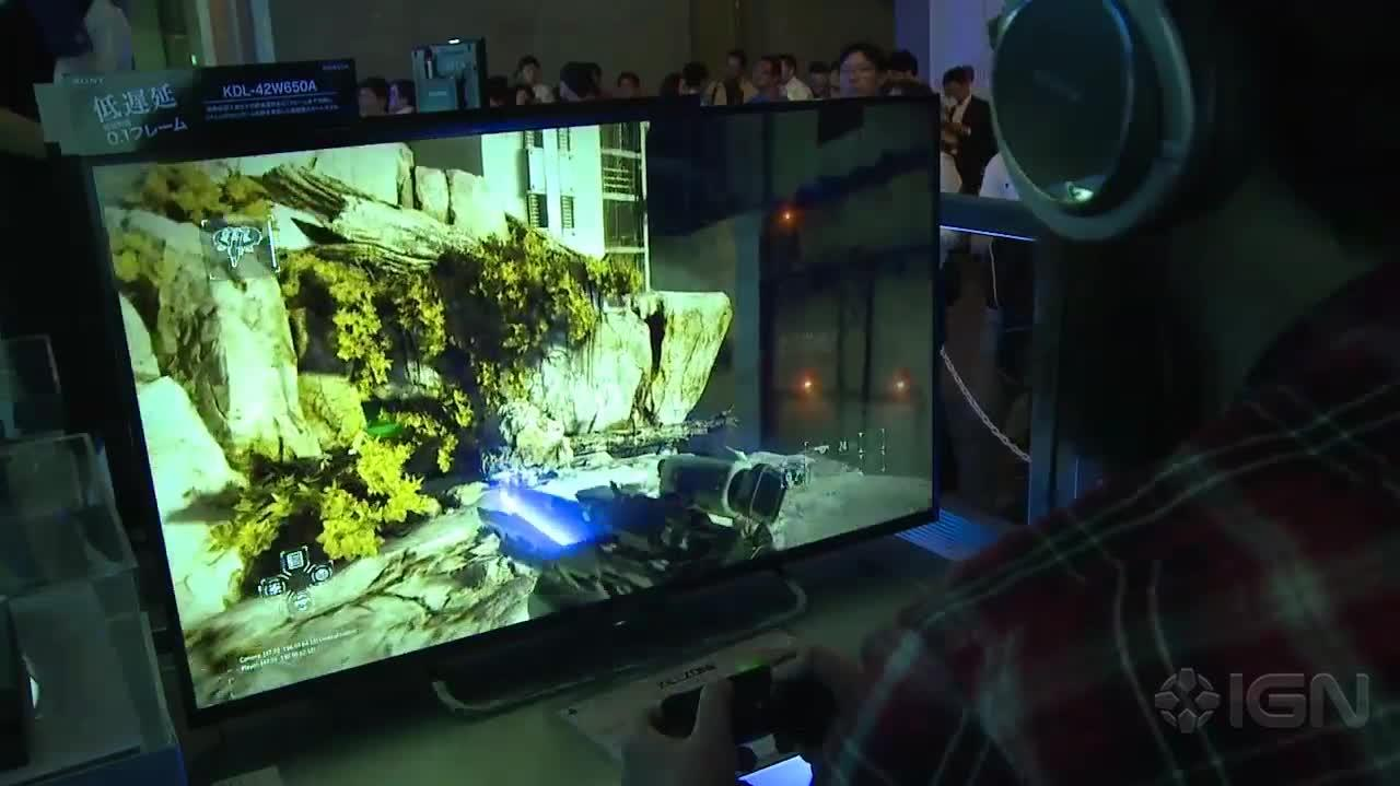 More Killzone Shadow Fall Gameplay - TGS 2013