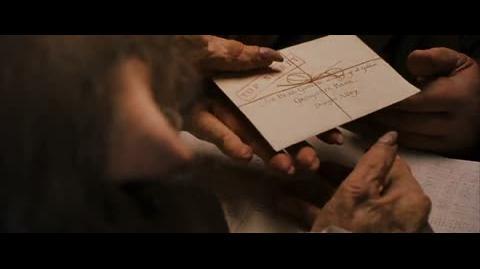 Harry Potter and the Sorcerer's Stone - Gringotts bank