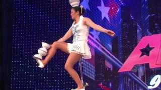 America's Got Talent Red Panda