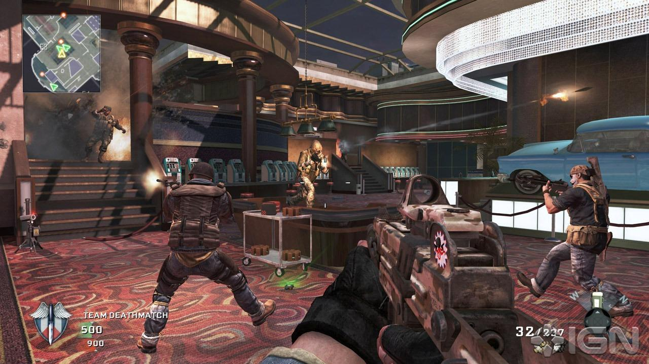 Call of Duty Black Ops Escalation Multiplayer Preview