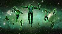 Injustice Gods Among Us - Green Lantern vs