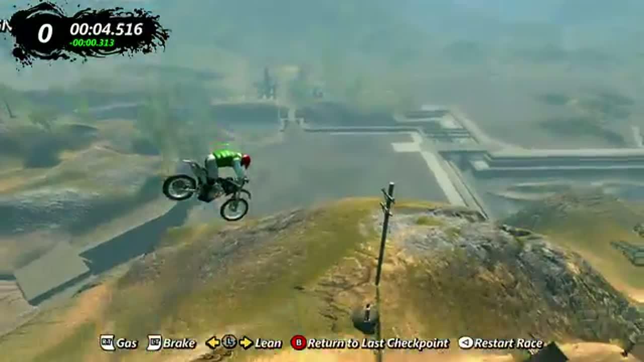 Trials Evolution Downhill Dominator