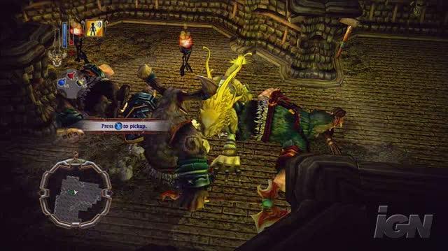 Arkadian Warriors Xbox Live Gameplay - More Arkadian Footy (HD)