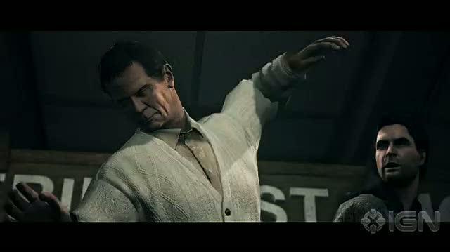 Alan Wake Xbox 360 Trailer - Building a Thriller