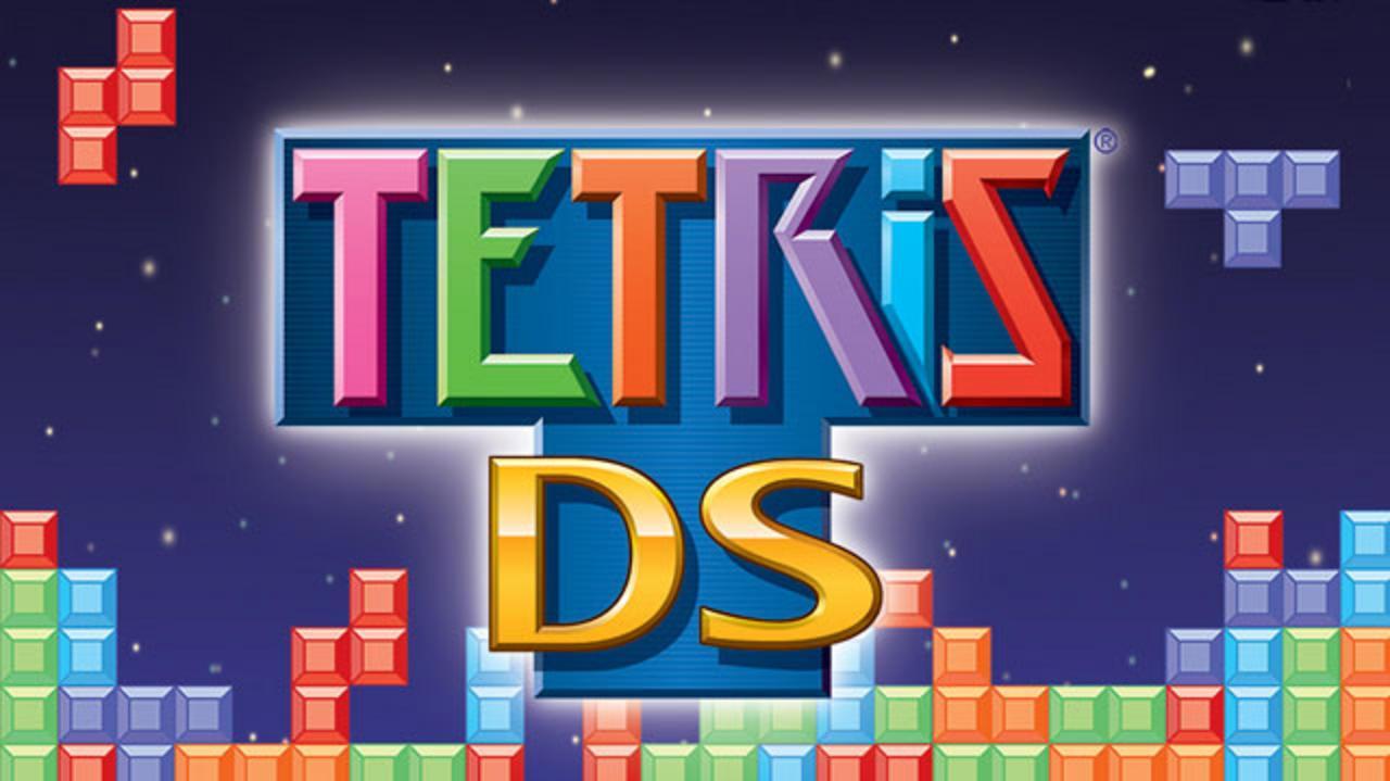 Tetris DS Tetris Madness Gameplay