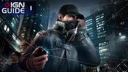 Watch Dogs Walkthrough - Act 1, Mission 1 Bottom of the Eighth