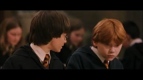 Harry Potter and the Sorcerer's Stone - Owl post