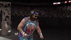 WWE 2K16 Dude Love Entrance Trailer