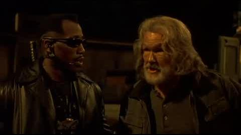 Blade II - what's in the arsenal