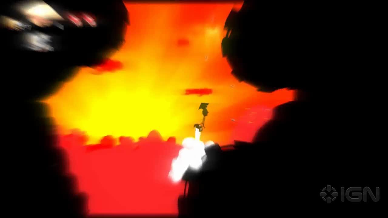 Wooden Sen'SeY Wii U Trailer