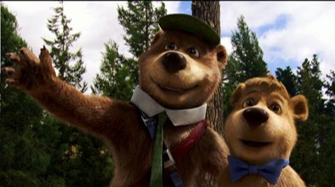 Yogi Bear (2010) - Clip I Think It's Time To Introduce Myself To That Pic-A-Nic Basket