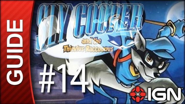 Sly Cooper Thievius Raccoonus Walkthrough - 14 Episode 2 Sunset Snake Eyes (Opening Cinematic)