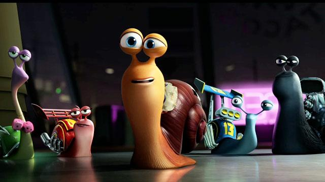 "Turbo - ""Snail Crew"" Clip"