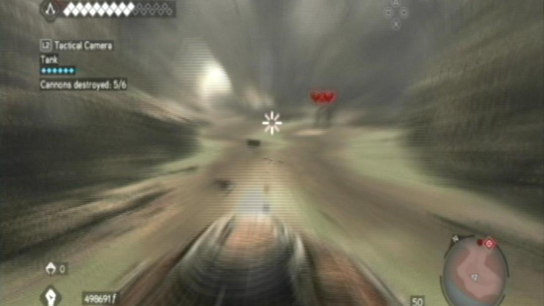 Assassin's Creed Brotherhood Hell on Wheels, Full Sync