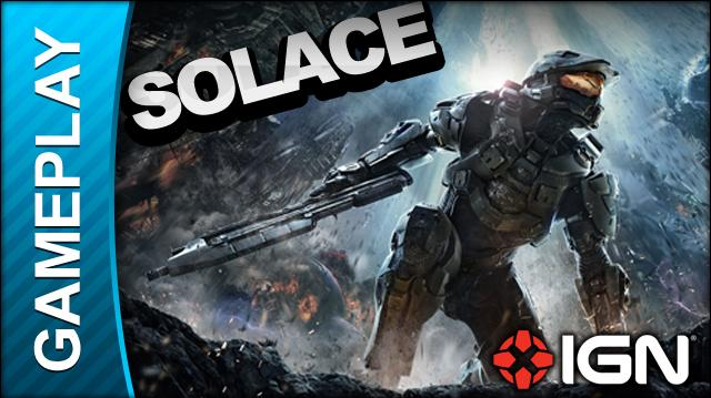 Halo 4 Multiplayer - Solace - Gameplay