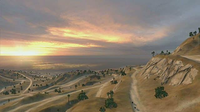 Baja Edge of Control Xbox 360 Feature-Commentary - Open World