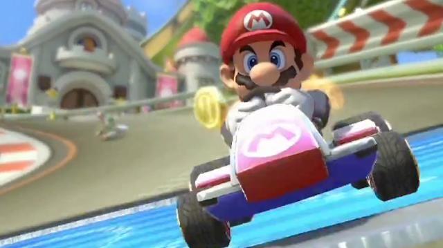 Mario Kart 8 E3 2013 Trailer