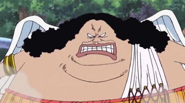 One Piece - Episode 174 - A Mystical City! the Grand Ruins of Shandora!